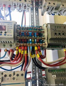 Кросс-модуль 4x11